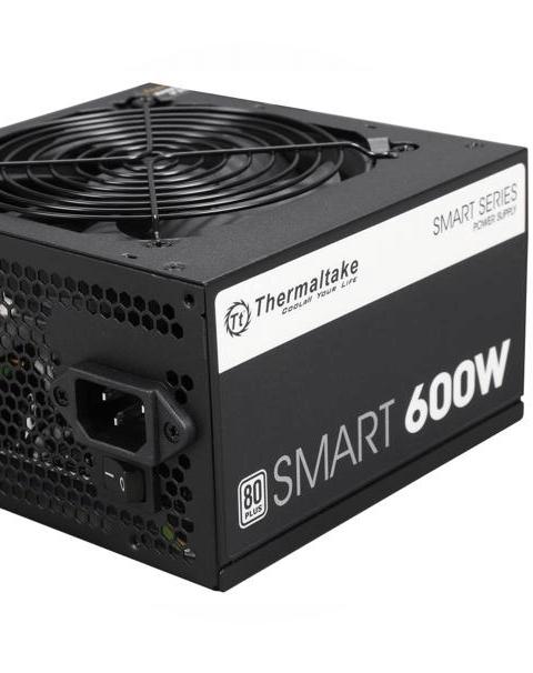 FUENTE THERMALTAKE SMART 600W 80+ WHITE