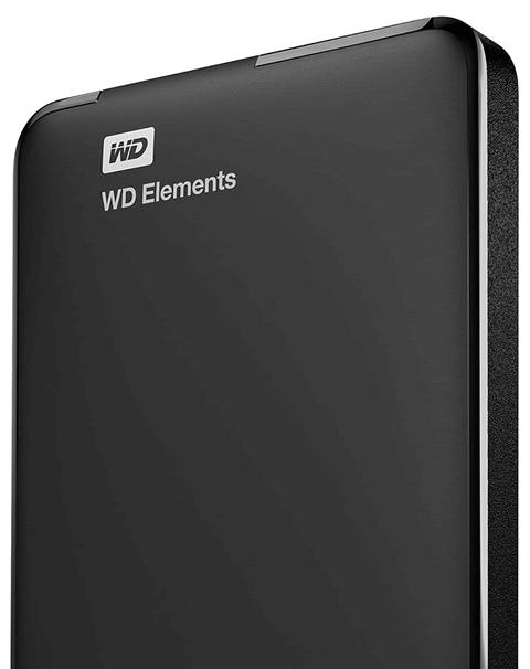 DISCO EXTERNO WESTERN DIGITAL ELEMENTS 2TB USB 3.0