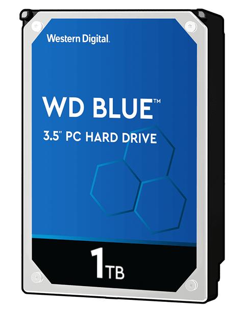 DISCO WESTERN DIGITAL 1TB SATA III 64MB CACHE 7200RPM BLUE